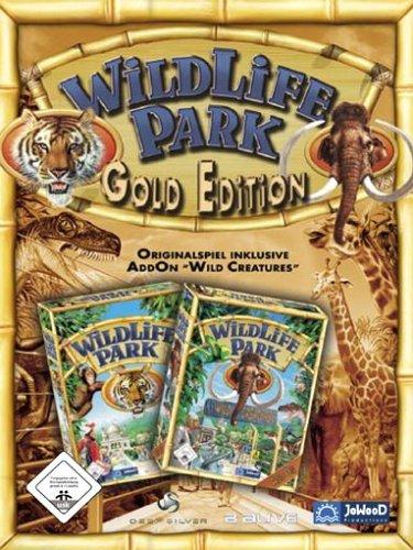 """Wildlife Park Gold Edition (Originalspiel inkl. AddOn """"Wild Creatures"""")"""