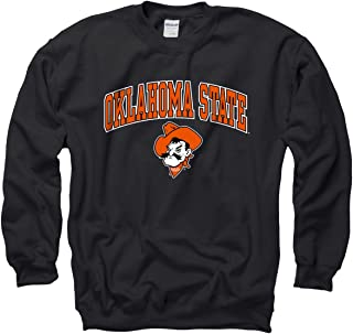 Campus Colors NCAA Adult Arch & Logo Gameday Crewneck Sweatshirt