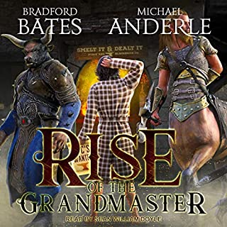Rise of the Grandmaster cover art