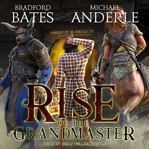 Rise of the Grandmaster cover art