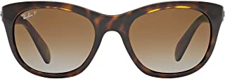 Ray-Ban Women's RB4216 Square Sunglasses