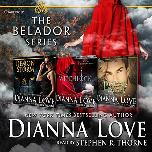 The Belador Series Box Set audiobook cover art