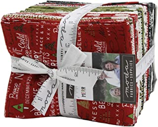 Merry Starts Here 31 Fat Quarter Bundle by Sweetwater for Moda Fabrics