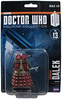 Doctor Who Dalek Supreme Stolen Earth 50th Ann. Mini-Figure by Underground Toys