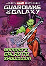 Guardians of the Galaxy: Gamora's Galactic Showdown (A Mighty Marvel Chapter Book)