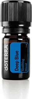 doTERRA - Deep Blue Essential Oil Soothing Blend - Soothing and Cooling Oil Blend for Muscle Massage After Workout and Exercise; For Topical Use - 5 mL