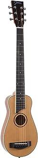 Johnson JG-TR3-L Trailblazer Travel Guitar, Left Handed