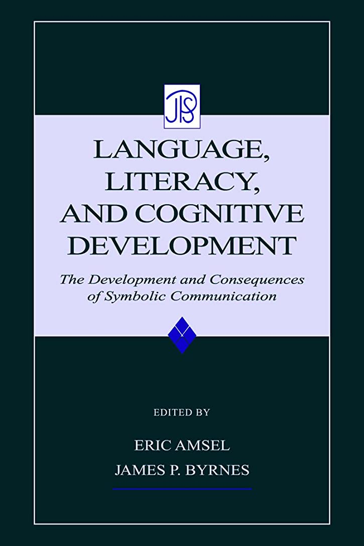 廃棄する対象食事Language, Literacy, and Cognitive Development: The Development and Consequences of Symbolic Communication (Jean Piaget Symposia Series) (English Edition)