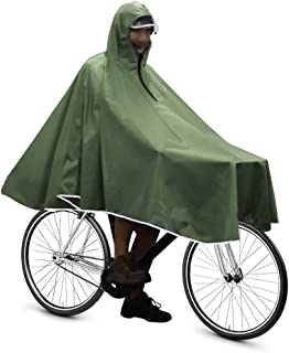 Best cycling rain poncho Reviews