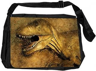 Jacks Outlet JOI-MB-38 TM Messenger Bag, Dinosaur