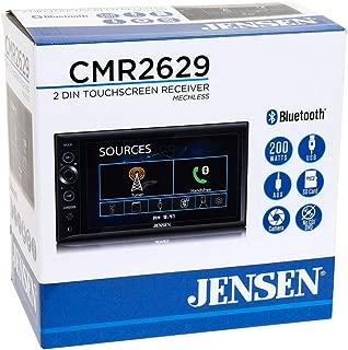 Jensen CMR2629 Double DIN 6.2