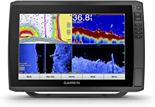 Garmin ECHOMAP Ultra 126sv with GT54UHD-TM Transducer