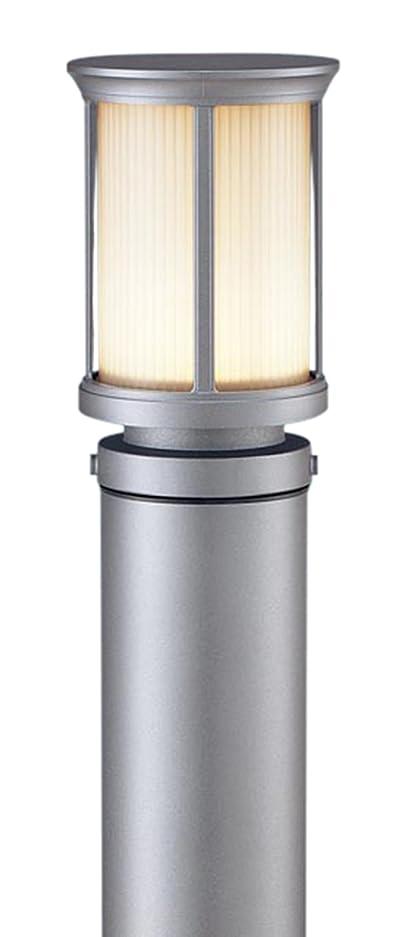 マイクロ設置青Panasonic LED エントランスライト 40形 電球色 LGW45510Z