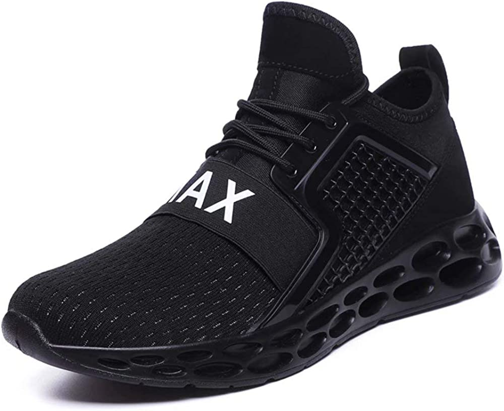 Now on sale GSLMOLN Mens Breathable Tennis 70% OFF Outlet Sport Shoes for Walking O Workout