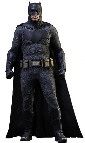 Hot Toys Ma ab 1  6 atman Batman Vs Superman Dawn of Justice Figur (Schwarzgrau)