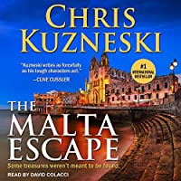 The Malta Escape (Payne & Jones)