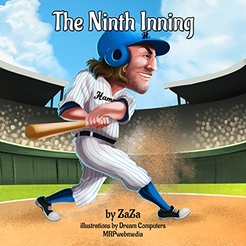 The Ninth Inning audiobook cover art