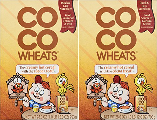 Top 10 coco wheats hot cereal, 28 oz for 2020