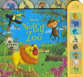 Noisy Zoo (Busy Sounds Board Book)