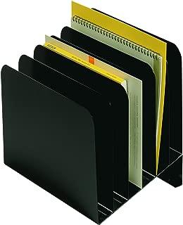 Steelmaster Slanted Vertical File Organizer - 12