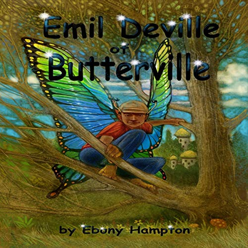 Emil Deville of Butterville audiobook cover art