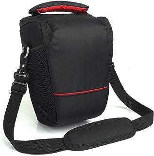 DSLR kameraväska till Canon EOS 4000D M50 M6 200D 1300D 1200D 1500D 77D svart