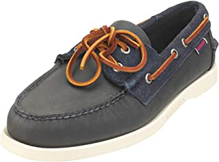 Sebago Portland Winch Homme Chaussures Navy