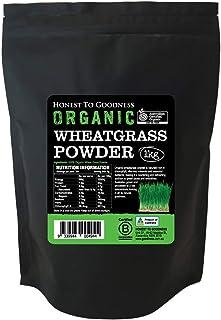 Honest to Goodness Organic Wheatgrass Powder, 1kg