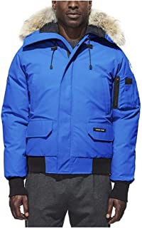 Men's Canada Coats Bomber Goose Feather Down Jackets