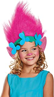 Inc - Trolls- Poppy Character Child Headband