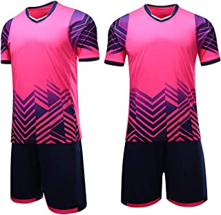 Gym Compression&Tights Goalkeeper Football Short Sleeve Jersey for Men's Soccer Jersey Kids Training Uniform