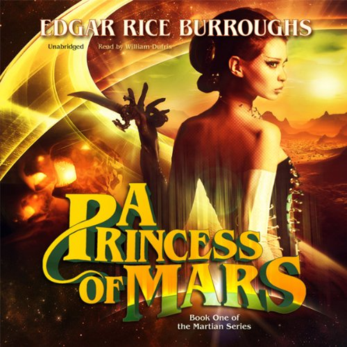 Page de couverture de A Princess of Mars
