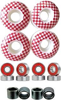 Everland 52mm Wheels w/Bearings & Spacers
