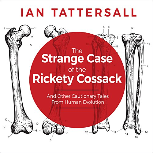 The Strange Case of the Rickety Cossack audiobook cover art
