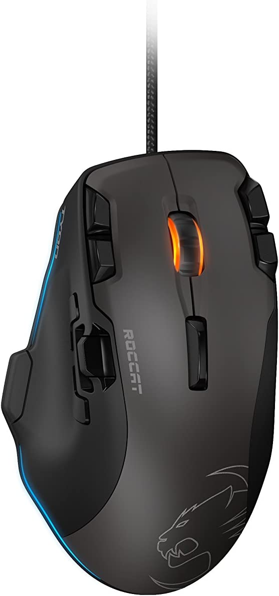 ROCCAT Tyon White All Action Multi-Button Gaming Mouse