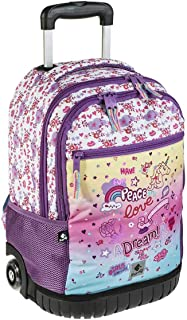 Busquets Sac a Dos roulettes Rainbow by