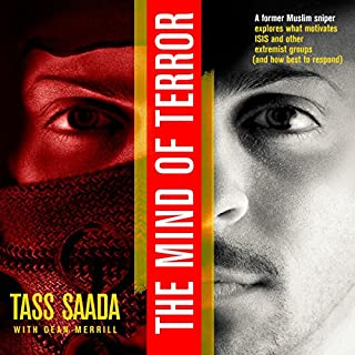 The Mind of Terror audiobook cover art