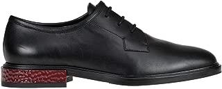 ALBERTO GOZZI Luxury Fashion Womens MCGLCAB000006028I Black Lace-Up Shoes | Season Outlet