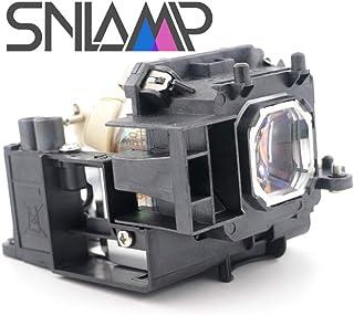 SNLAMP Originale NP43LP Lampada proiettore di Ricambio 245W Lampadina con alloggiamento per NEC NP-ME301W NP-ME301X NP-ME3...