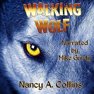 Walking Wolf audiobook cover art