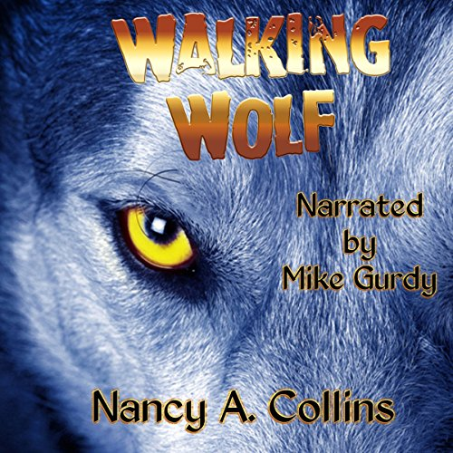 Walking Wolf audiobook cover art