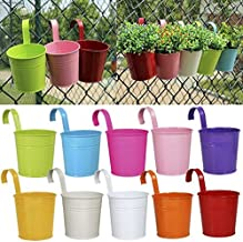 Best fence garden pots Reviews
