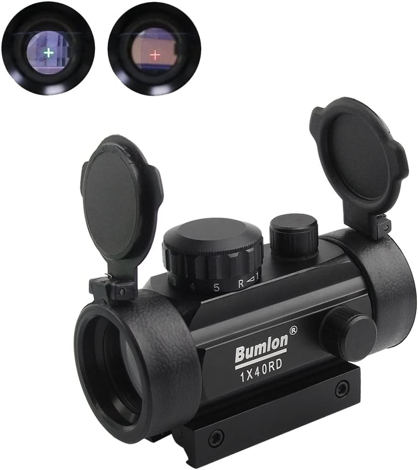 Red Green Dot Sight Rifle Tactic Reflex Scope Holographic Optics Free shipping OFFicial store New