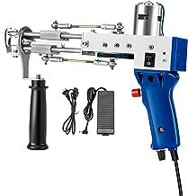 Pistola de tufagem de carpete elétrico, 10000r/min 5-40 pontos/s Máquina de tecelagem de tapetes, ferramentas caseiras de ...