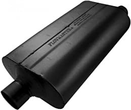 Flowmaster 52557 Super 50 Muffler - 2.50 Center IN / 2.50 Offset OUT - Moderate Sound