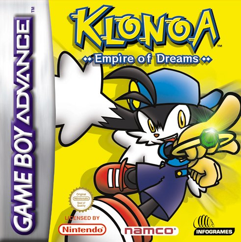 GameBoy Advance - Klonoa 1: Empire of Dreams