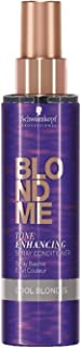 Schwarzkopf Blondme Tone Enhancing Cool Blondes Spray Conditioner, 150 ml
