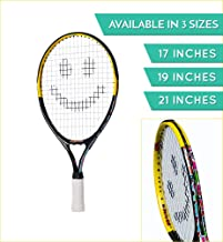 Street Tennis Club Tennis Rackets for Kids Proper Equipment Helps You Learn Faster and Play Better!