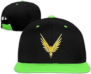 Dad Trucker Snapback Hat Custom Abstract Unicorn Classic Cotton Adjustable Baseball Cap