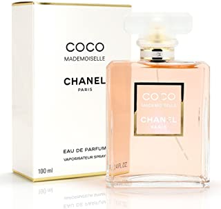 Coco Mademoiselle by Chanel for Women - Eau de Parfum,100ml